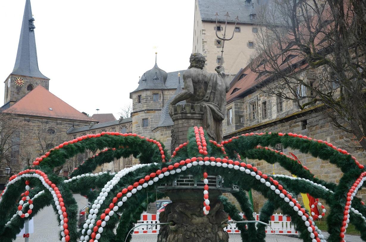 Osterbrunnen Thurnau