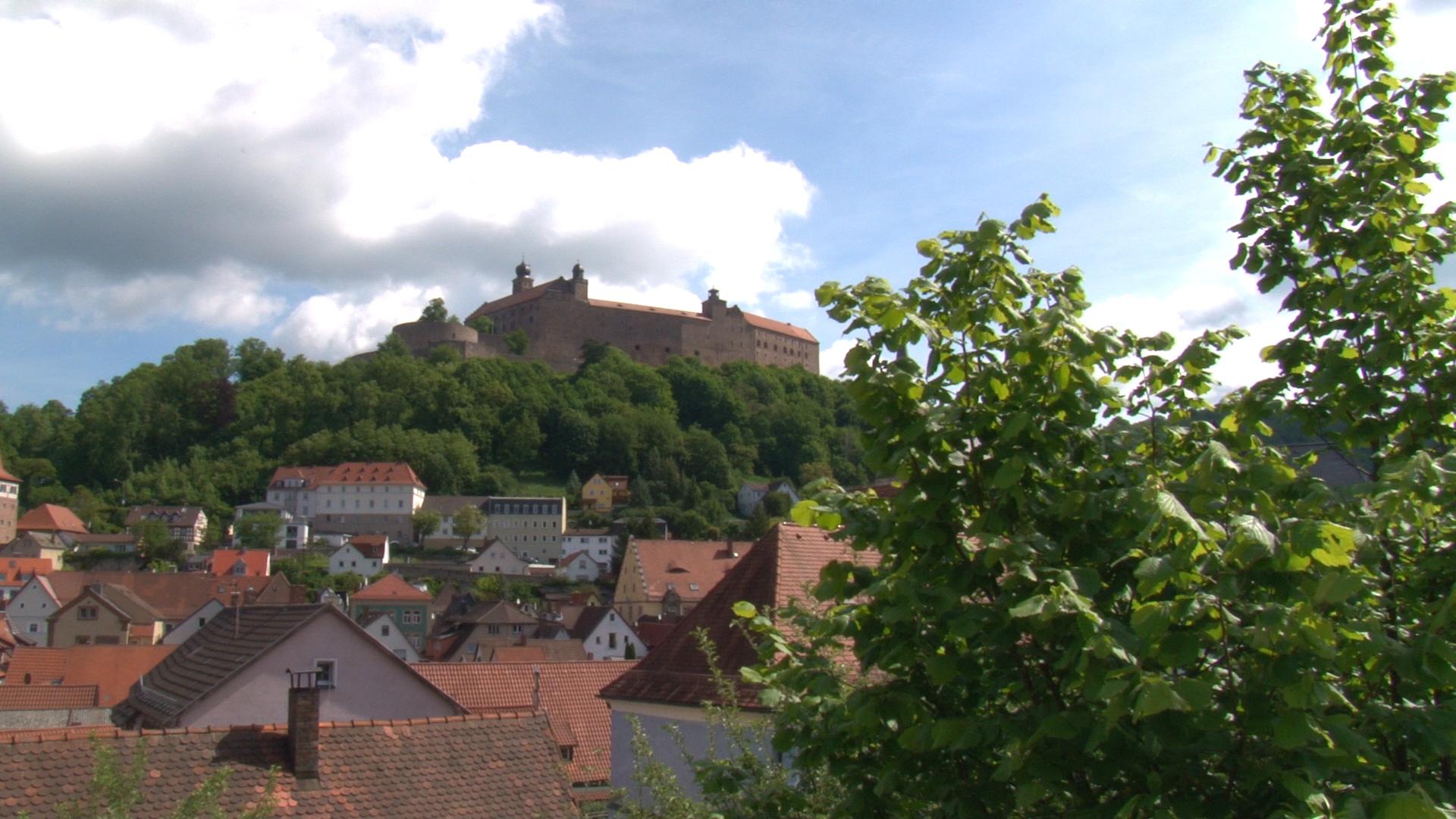 Weithin sichtbar und absolut sehenswert: die Plassenburg