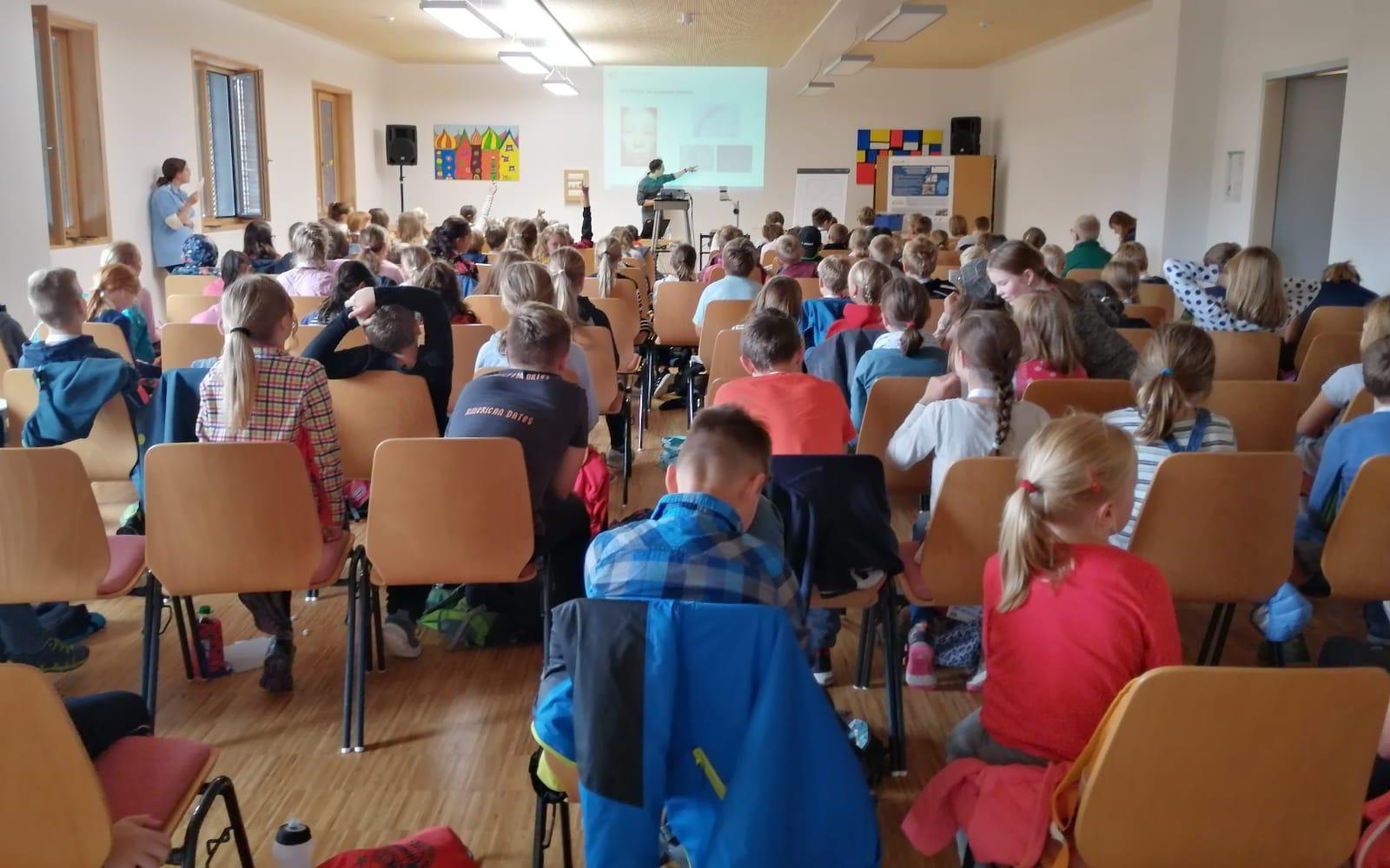 Kinder-Uni in Kronach