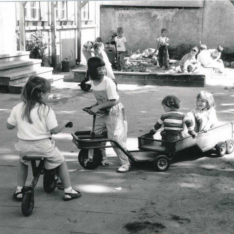 Kindergärten Kulmbach – Im Wandel der Zeit